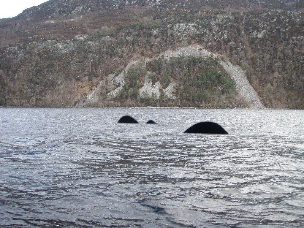 Σκωτία - Εδιμβούργο- Loch ness - το τέρας