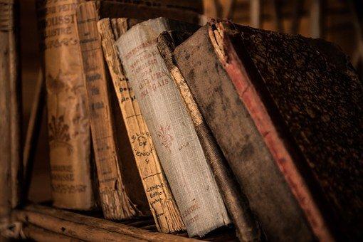 Παλιά Βιβλία