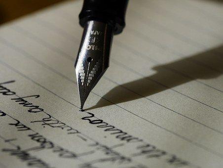 Γιατί γράφεις;